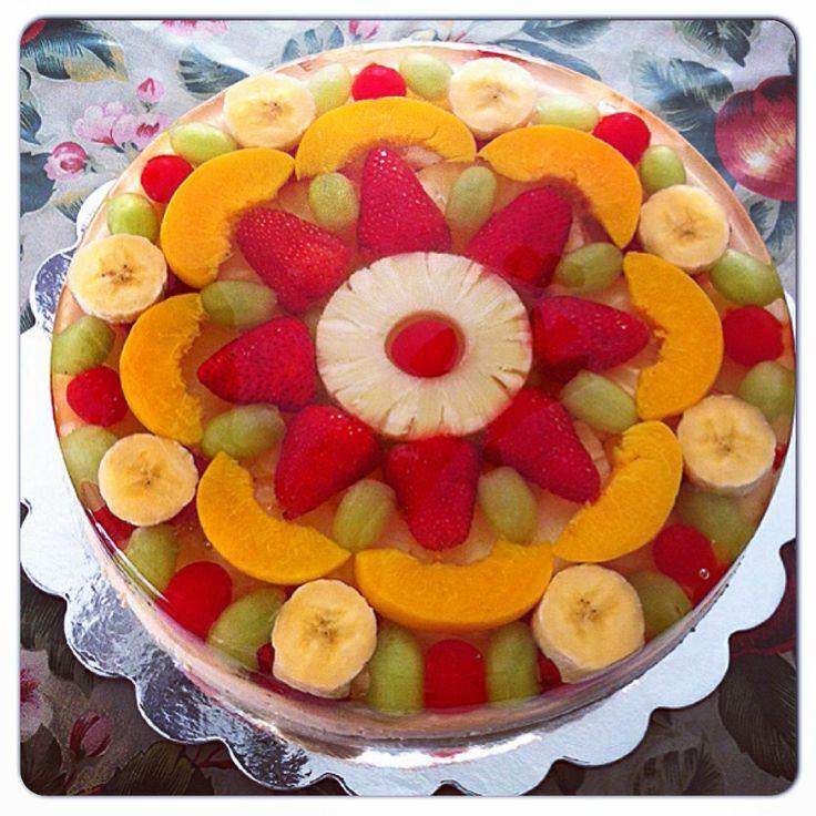 Fruit gelatin