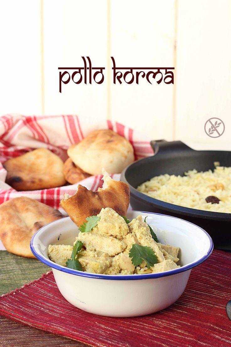 Pollo Korma {by Paula, Con las Zarpas en la Masa}