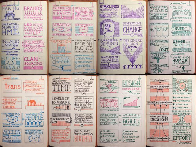 16 Famous Designers Show Us Their Favorite Notebooks   Co.Design   business + design