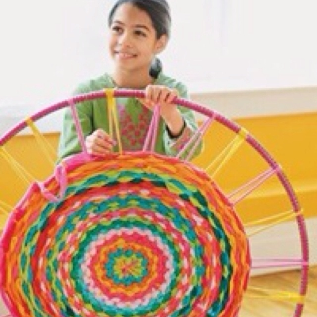 Hula Hoop And T Shirt Rug From Family Fun T Shirt Rugs