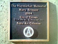 Haymarket affair - Wikipedia, the free encyclopedia