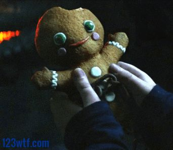 Howie gets a little head #Krampus #movie #horror (WTF Watch The Film) https://123wtf.me/2016/03/28/wtf-krampus-2015/