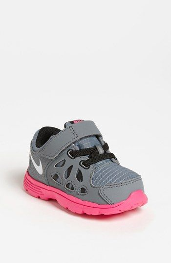 Nike 'Fusion Run' Athletic Shoe (Baby, Walker, Toddler & Little Kid)