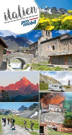 """Mit dem #Wohnmobil ins #Piemont/Hautes-Alpes  Grenzenloses Vergnügen am #Monviso  Viele im #Piemont nennen Monviso """"König aus Stein"""". Rund um den Berg entsteht ein attraktives Netz von Wanderwegen und #Stellplätzen. Es bietet grenzenloses Vergnügen in #Italien und #Frankreich."""