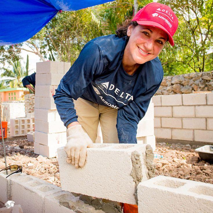 Este año el Delta Global Build se llevó a cabo en Mérida Yucatán y Aeroméxico fue invitado a participar en esta gran experiencia.
