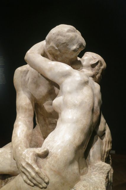 Rodin at the Buenos Aires museum