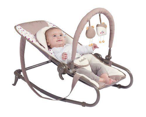 beau Bubble Babymoov, un transat qui mise sur confort et mobilité