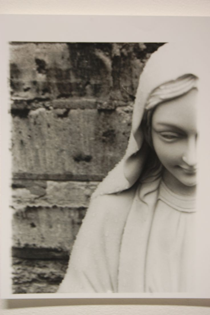 Film Photography- The Virgin Mary