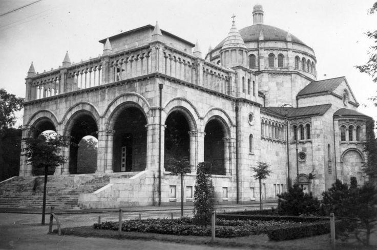 Regnum Marianum templom.