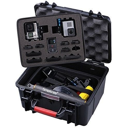 GoPro Case Floaty Water Resist Hard ABS Materials Dust Proof Accessories Box #GoPro