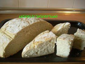 """Pan """"con batidora"""" en 1 hora     Receta fácil para principiantes, que hagáis """"pan"""" en vuestras casas, lo más facil posible, para que le ..."""