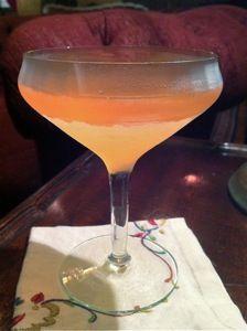 Aperol & St. Germain Cocktail