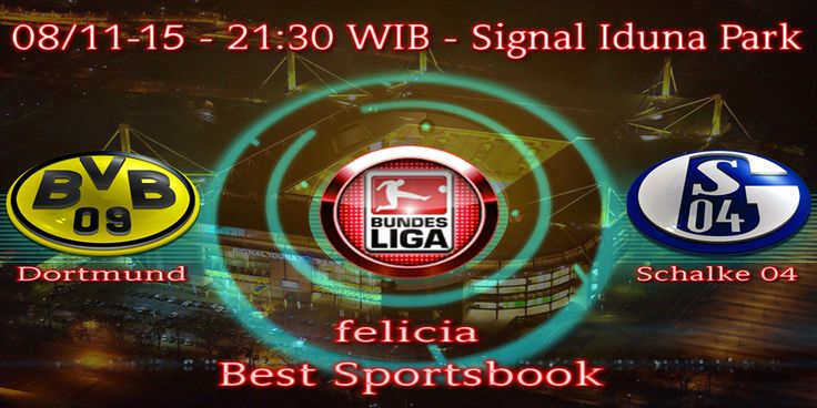 By : Felicia | GERMANY BUNDESLIGA | Dortmund vs Schalke 04 |Gmail : ag.dewibet@gmail.com YM : ag.dewibet@yahoo.com Line : dewibola88 BB : 2B261360 Path : dewibola88 Wechat : dewi_bet Instagram : dewibola88 Pinterest : dewibola88 Twitter : dewibola88 WhatsApp : dewibola88 Google+ : DEWIBET BBM Channel : C002DE376 Flickr : felicia.lim Tumblr : felicia.lim Facebook : dewibola88