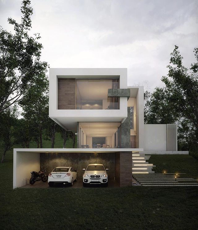 687 best Architecture / Private houses images on Pinterest ...
