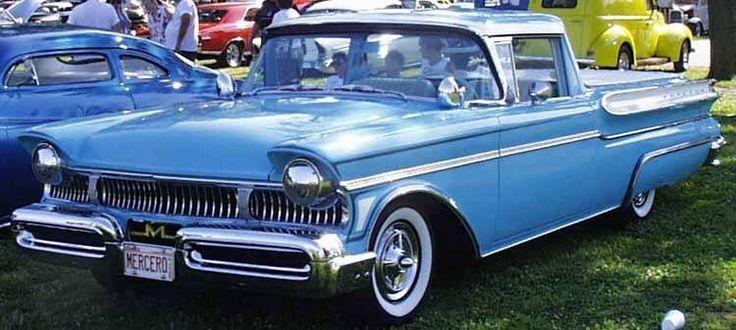 1957 Mercury Pick-up