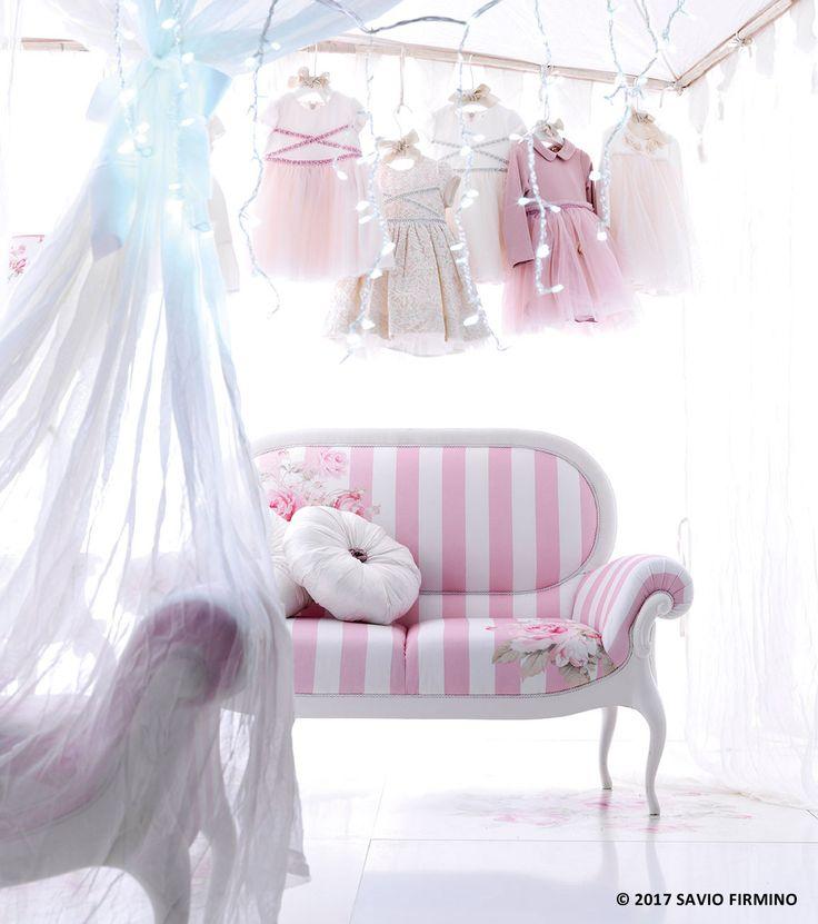 Monnalisa Living by SAVIO FIRMINO: design in pink #furniture #desing #pink #pittibimbo #cooperation