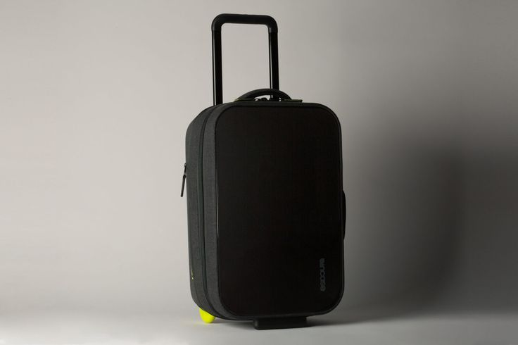 EO Travel Hardshell Roller. Features a main compartment that expands 35% for longer trips.