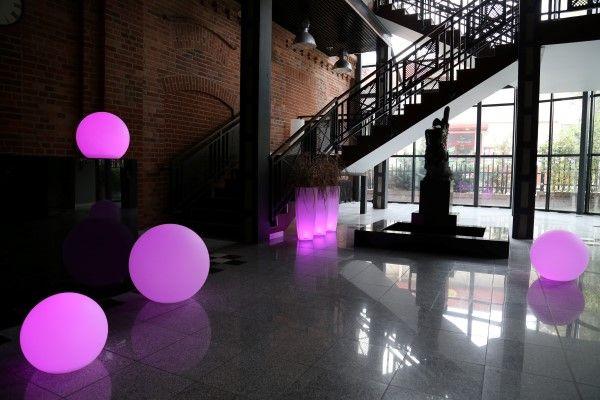 Wielkanoc w stylu nuno'ni | modern design moon-shaped lamps