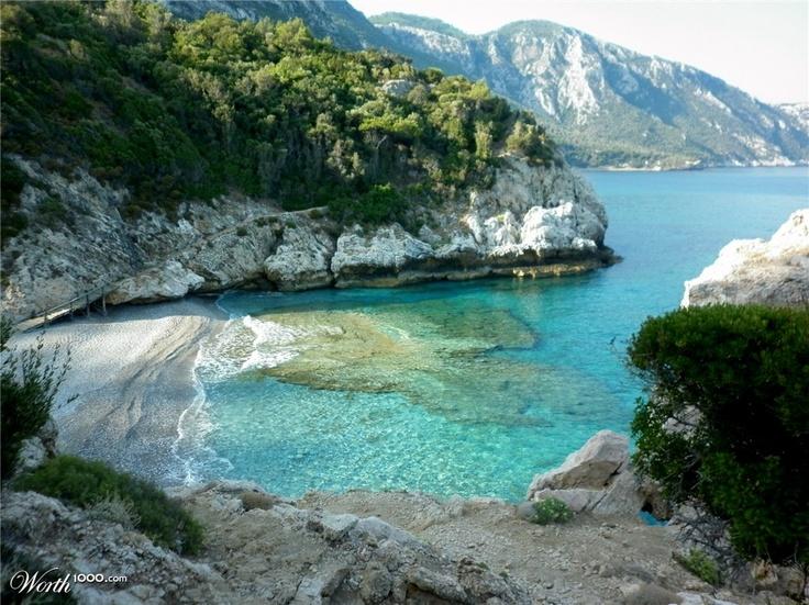 Mikro Seitani, Samos, Greece  original digital photo by me of my beautiful island!