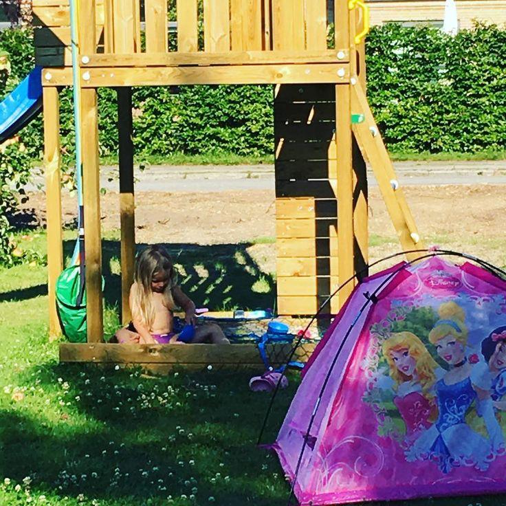 Jungle Gym Around The World 🌍 #concept #garden #playground #backyard