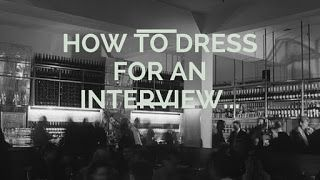 JR Legal Recruitment: TIPS ON HOW TO DRESS FOR AN INTERVIEW...