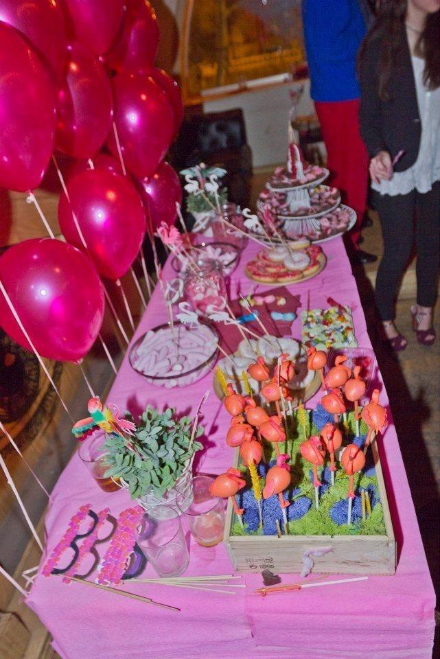 #flamingo #cakepops #pink