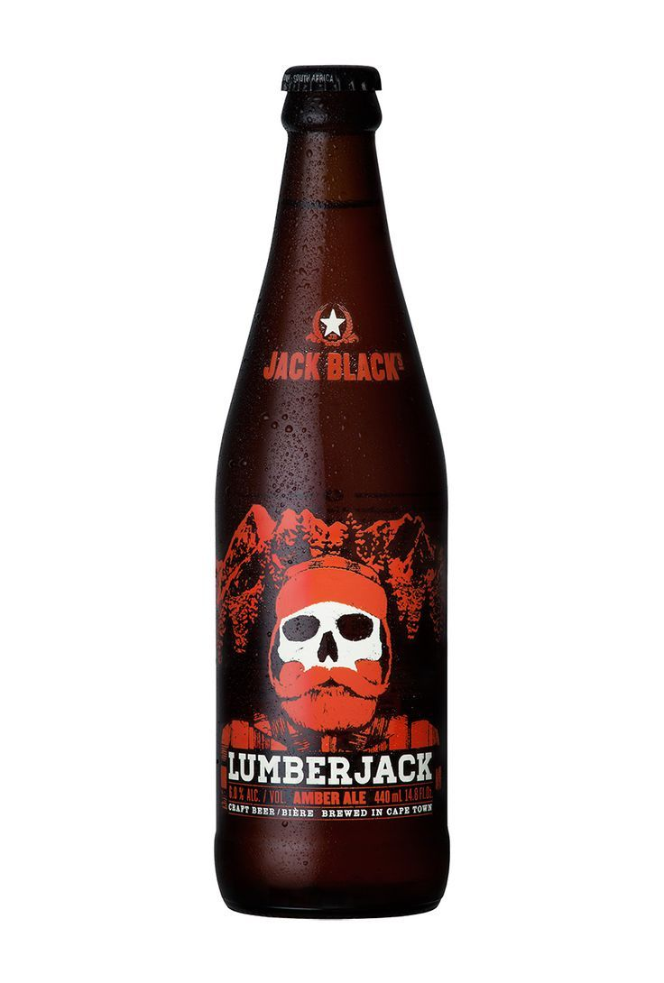 Jack Black's Brewing Co. — The Dieline