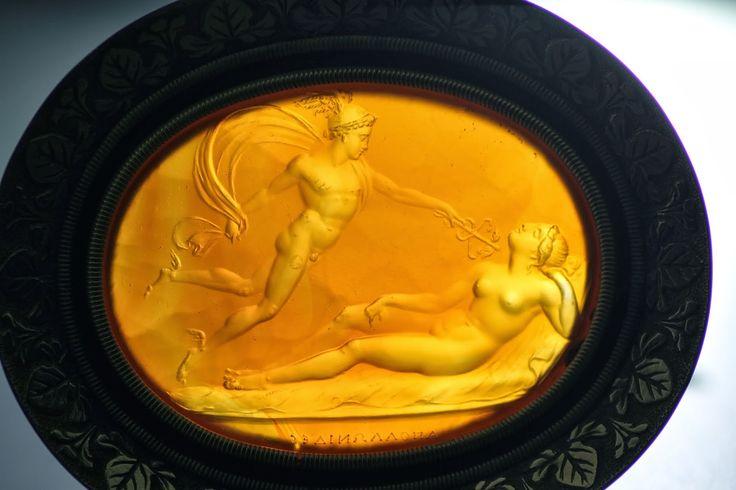Poniatowski Collection  Intaglio circa1800 (C)Regard Co.,Ltd