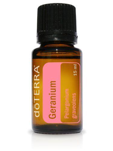 doTerra Geranium Essential Oil 15 ml $33.49