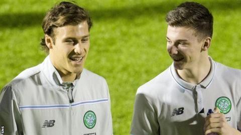 Scotland v Denmark: Sviatchenko out to foil Celtic team-mates