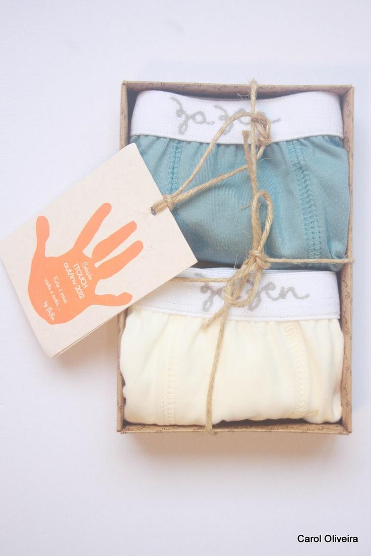 Kit de cuecas boxers para rapazes de 1 a 6 anos. Luxo!  www.baixomamae.tanlup.com