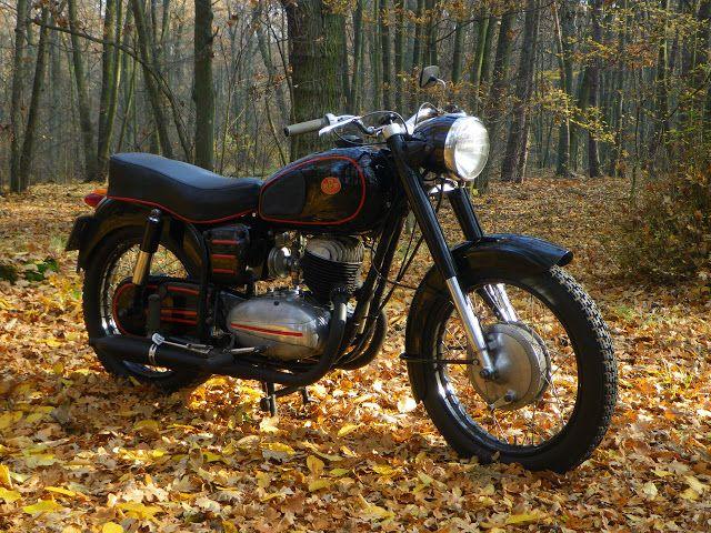IZHMOTO.PL :: Pannonia TLF Deluxe 1959