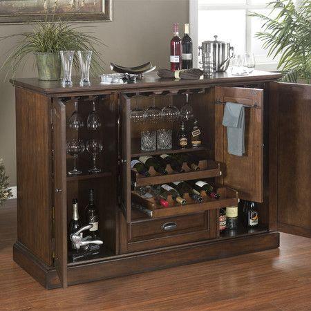 Carlotta Bar Cabinet.