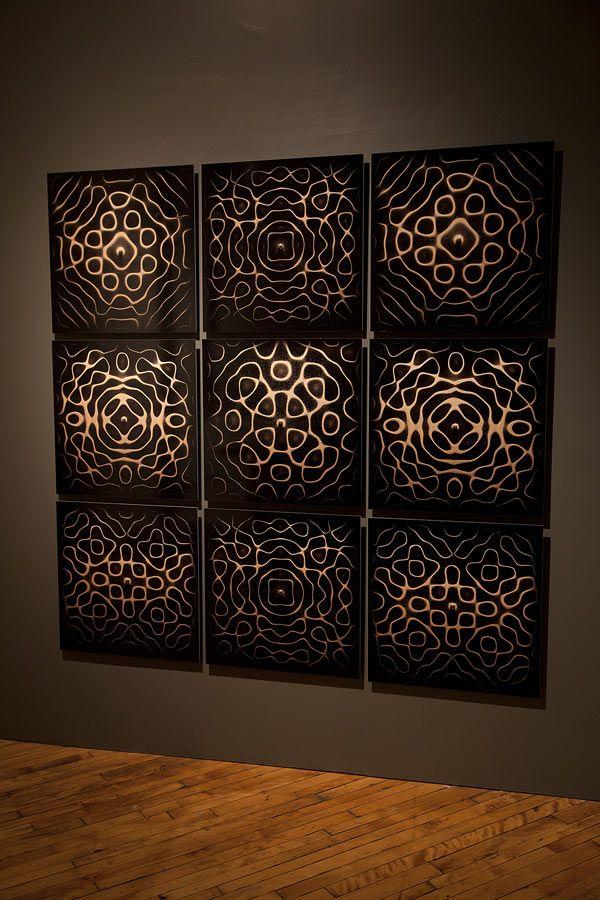 Ouroboros-Wall-Mosaic