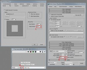 Vray linear worklow