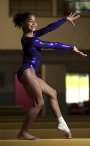 Elite journey for young gymnast
