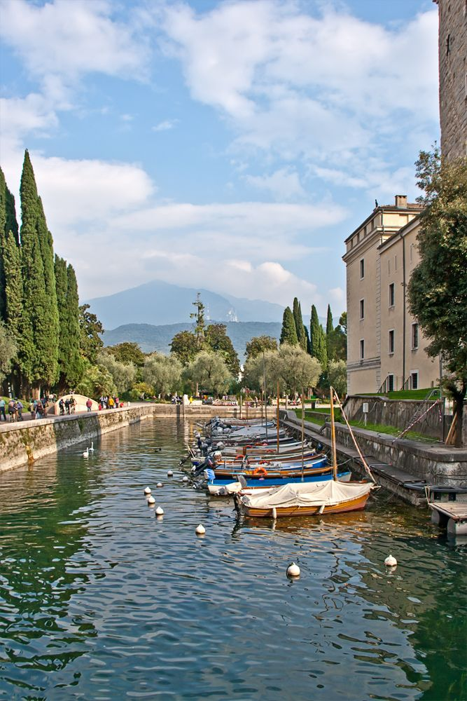 Riva del Garda (Trento), Lake Garda, Trentino-Alto Adige, Italy