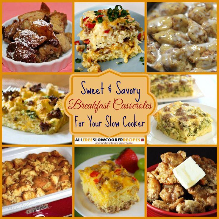 176 best slow cooker breakfast images on pinterest slow for Slow cooker breakfast recipes for two