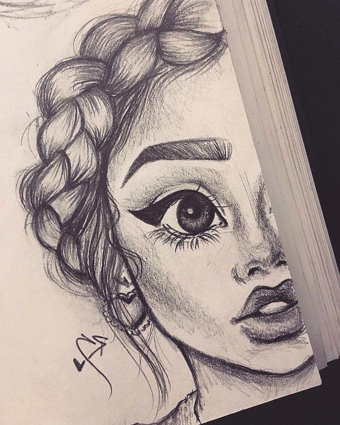 ▷ 1001 + idées pour réaliser un dessin swag , hommage à la