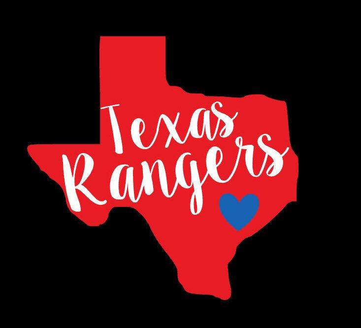 A personal favorite from my Etsy shop https://www.etsy.com/listing/487253262/texas-rangers-decal-texas-rangers-texas