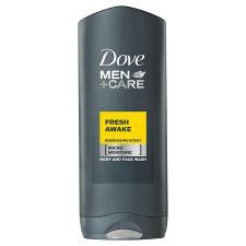 Dove Men+Care Fresh Awake Body Face Wash 400Ml