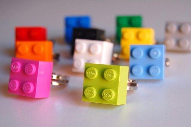 Brick by Brick: 25 Unusual Lego Products via Brit + Co.