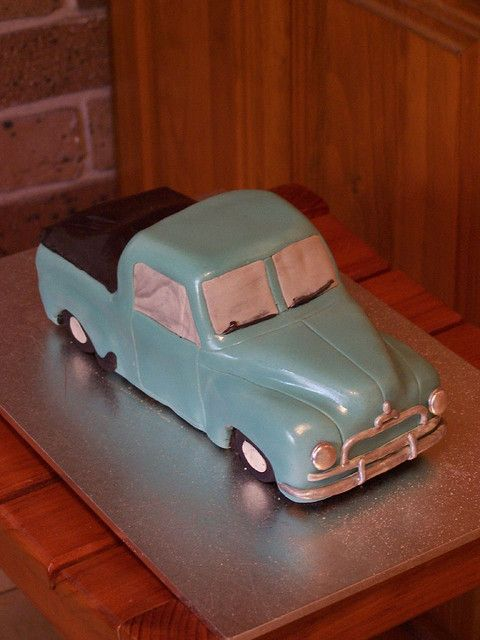 32 best images about Car cakes on Pinterest