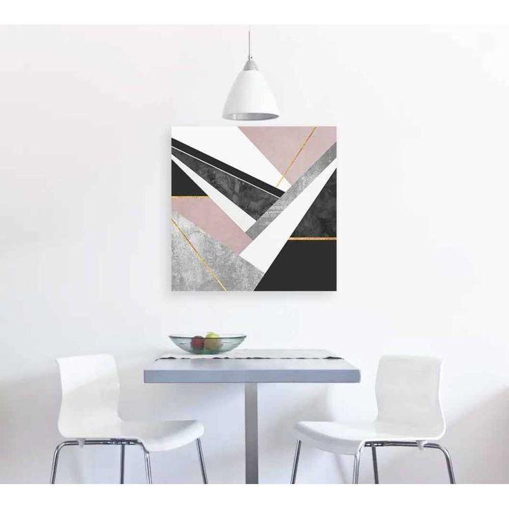 """""""Lines & layers"""". Tableau Design Numéroté by @efredriksso1458 - A partir de 29 € - www.chall.fr - #decorationinterieur #Artprint #inspiration #idéedeco #geometrique"""