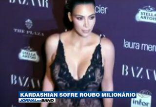 Galdino Saquarema 1ª Página: Celebridade americana Kim Kardashian assaltada em Paris ...
