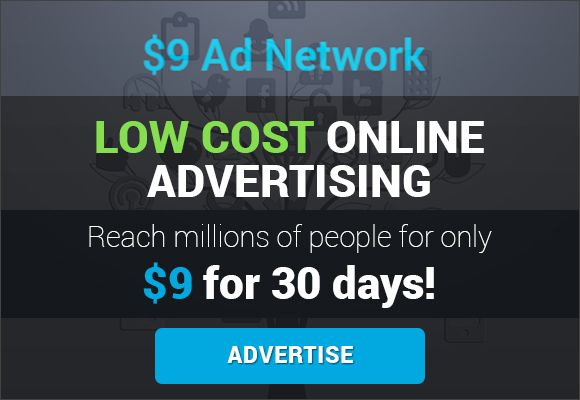 Low Cost Online Advertising