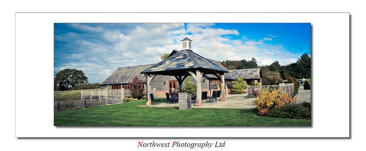 Sandhole Oak Wedding Barn