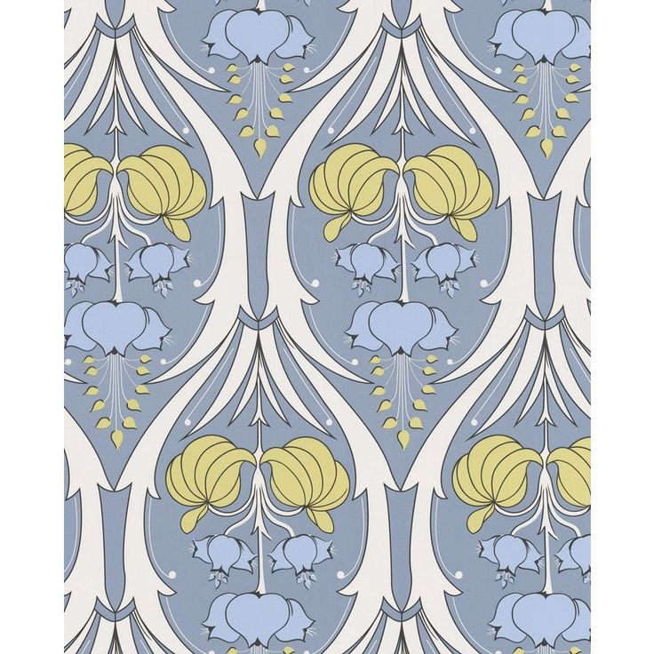 Graham & Brown Blue Peelable Paper Unpasted Classic Wallpaper