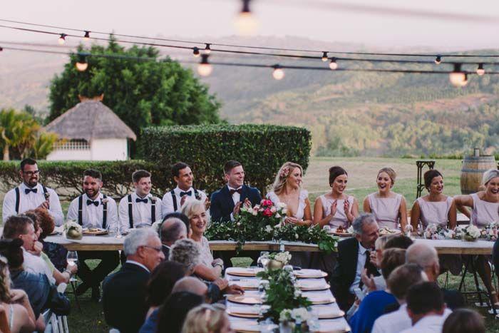 Wedding Reception at Summergrove Estate