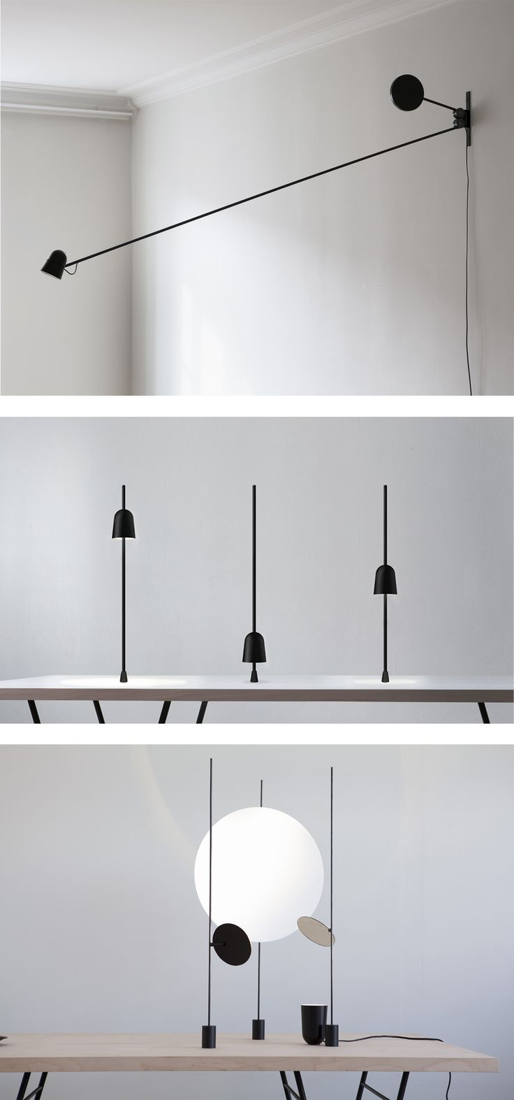 Light work by Daniel Rybakken